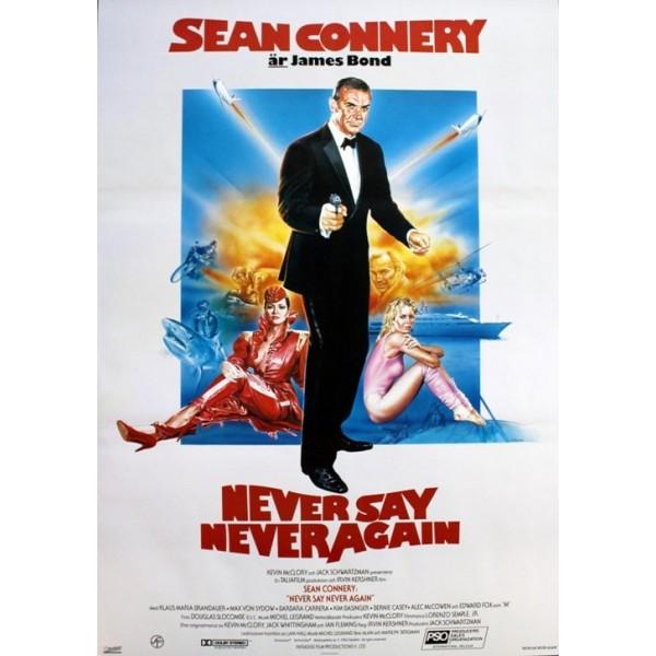 007 - Nunca Mais Outra Vez - 1983