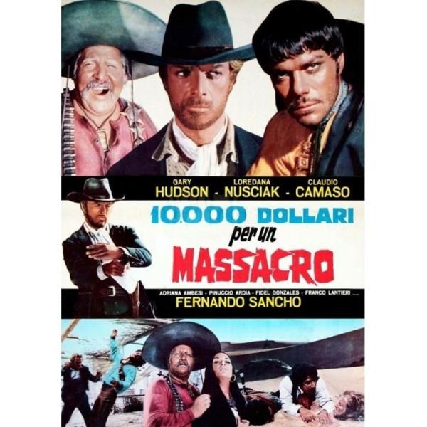 10.000 Dólares Para Django - 1967