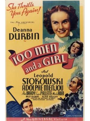 100 Homens e uma Menina - 1937