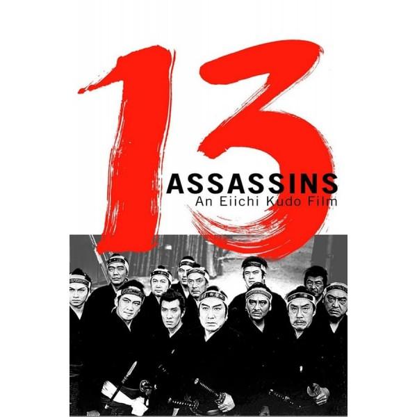 13 Assassinos - 1963