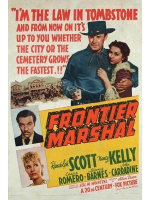 A Lei da Fronteira - 1939