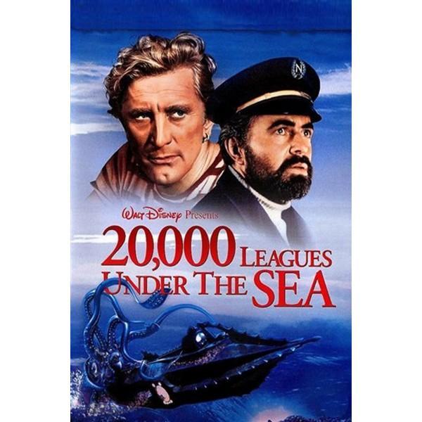 20.000 Léguas Submarinas - 1954