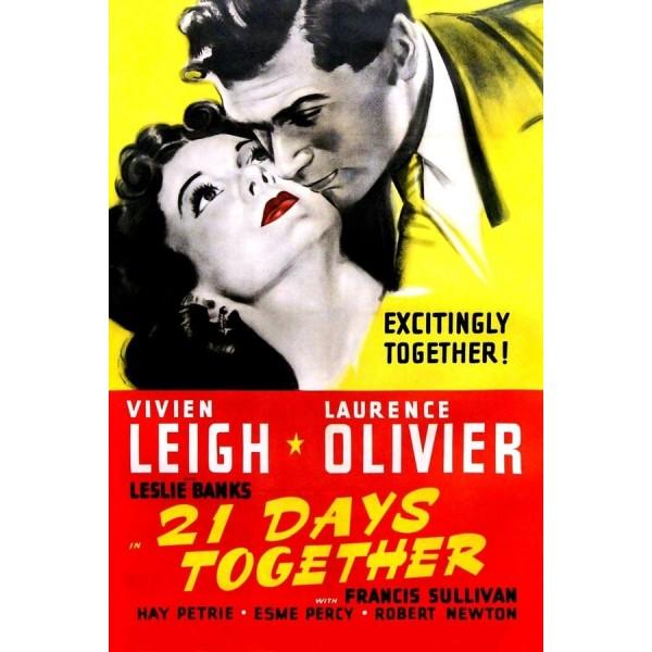3 Semanas de Loucura - 1940