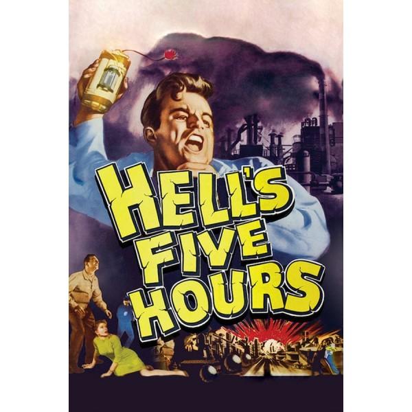 5 Horas no Inferno - 1958