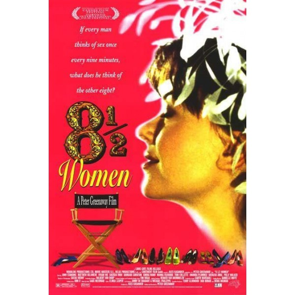 8 Mulheres 1/2 | Oito Mulheres e Meio - 1999