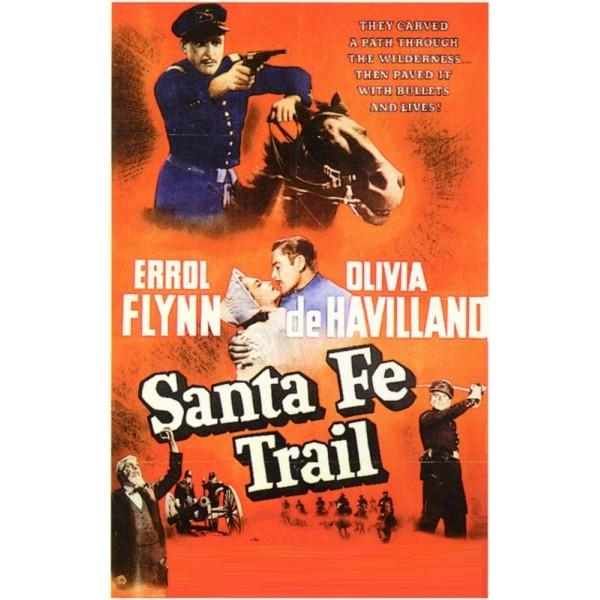 A Estrada de Santa Fé - 1940