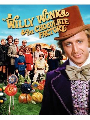 A Fantástica Fábrica de Chocolate - 1971