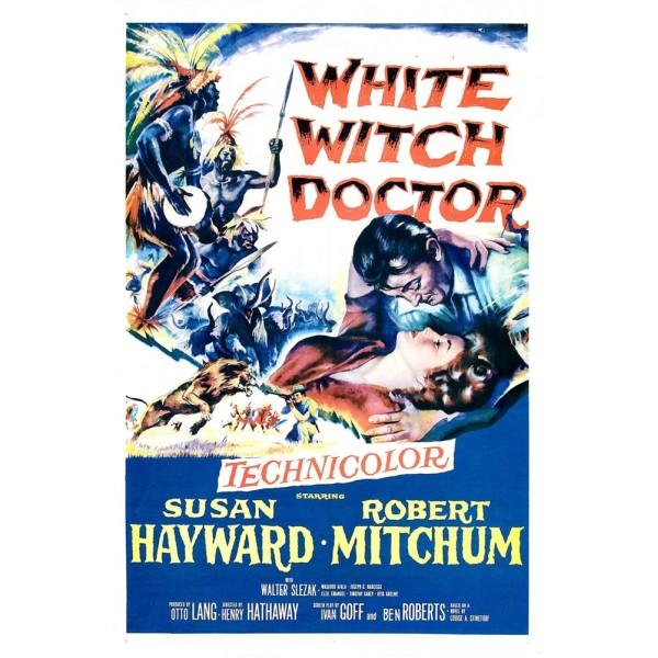 A Feiticeira Branca | Feitiço Branco - 1953