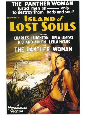 A Ilha das Almas Perdidas | A Ilha das Almas Selvagens | A Ilha do Dr. Moreau - 1932