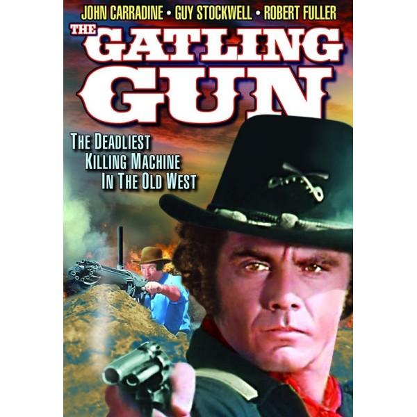 A Metralhadora Gatling - 1973