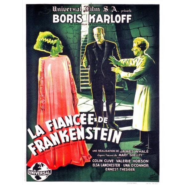 A Noiva de Frankenstein - 1935
