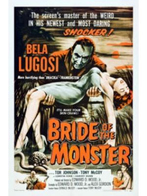 A Noiva do Monstro - 1955