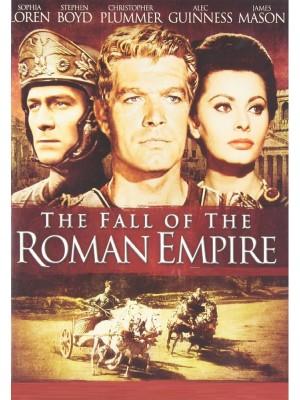 A Queda do Império Romano - 1964