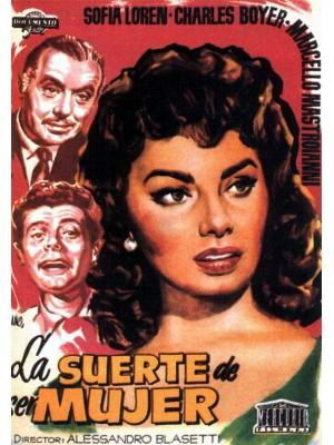 A Sorte de Ser Mulher - 1956