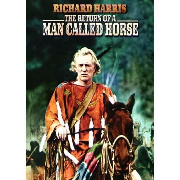A Vingança do Homem Chamado Cavalo - 1976
