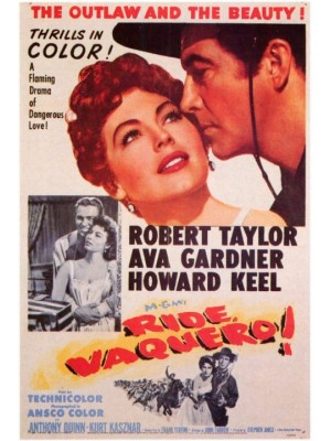 A Bela e o Renegado - 1953