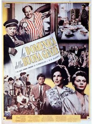 Aconteceu em Roma - O Domingo da Gente Simples - 1953