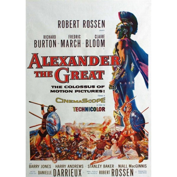 Alexandre o Grande - 1956