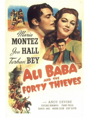 Ali Babá e os Quarenta Ladrões - 1944