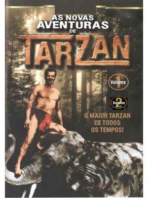 As Novas Aventuras de Tarzan - 1935 - Vol. 1 e 2 - Duplo