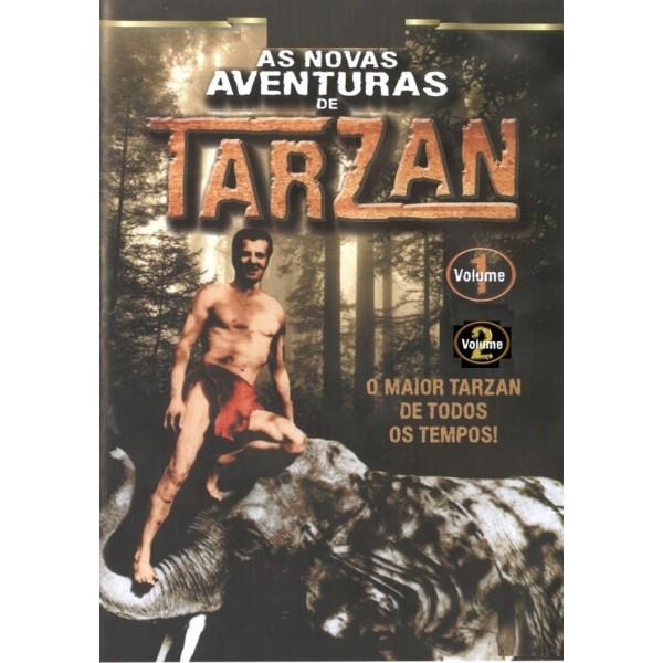 As Novas Aventuras de Tarzan - 1935 - Vol. 1 e 2 -...