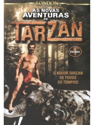 As Novas Aventuras de Tarzan - 1935 - Vol. 1