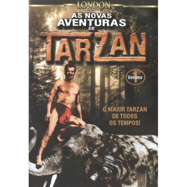 As Novas Aventuras de Tarzan - 1935 - Vol. 1