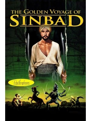 As Novas Viagens de Simbad - 1973