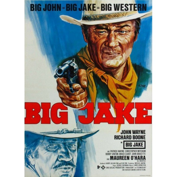 Jake Grandão   O Grande Jake - 1971