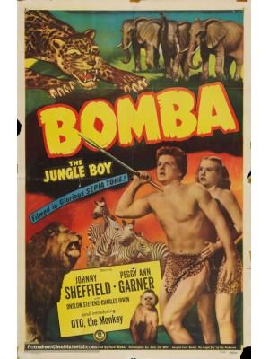 Bomba - O Filho das Selvas - 1949