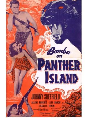 Bomba e a Pantera Negra - 1949