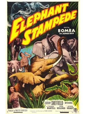 Bomba e a Vingança dos Elefantes - 1951