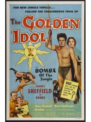Bomba e o Ídolo de Ouro - 1954
