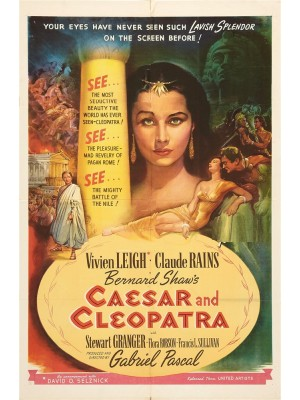 César e Cleópatra - 1945