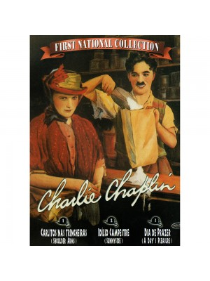 Charlie Chaplin First National Collection Vol. 01 - 1918/1919
