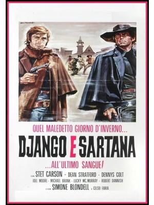 Django Desafia Sartana - 1970