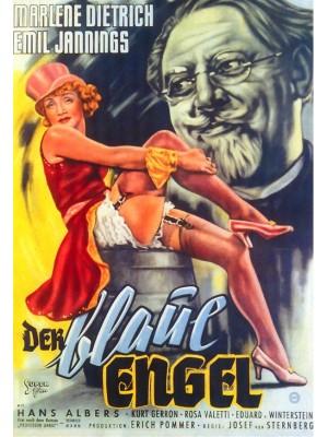 O Anjo Azul - 1930