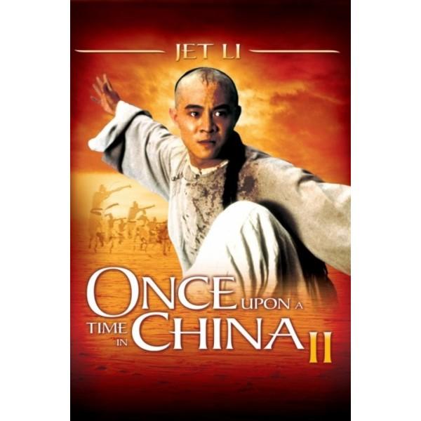 Era Uma Vez na China 2 - 1992