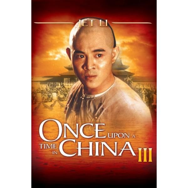 Era Uma Vez na China 3 - 1993