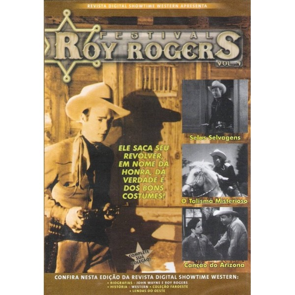 Festival Roy Rogers Vol. 04 - Selas Selvagens - 19...
