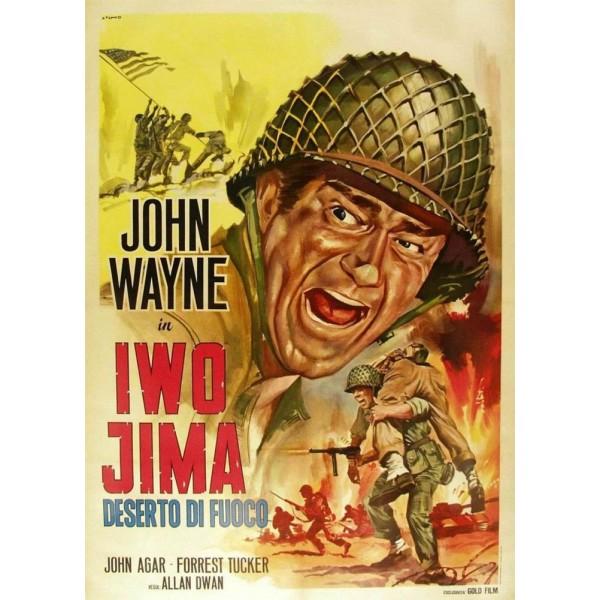 Iwo Jima - O Portal da Glória - 1949