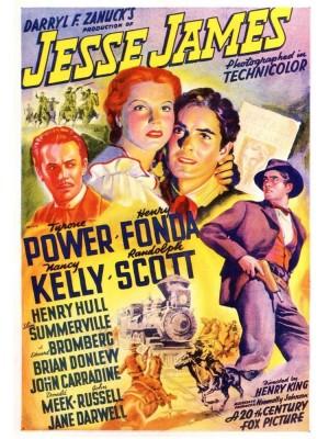 Jesse James - Lenda de Uma Era Sem Lei - 1939
