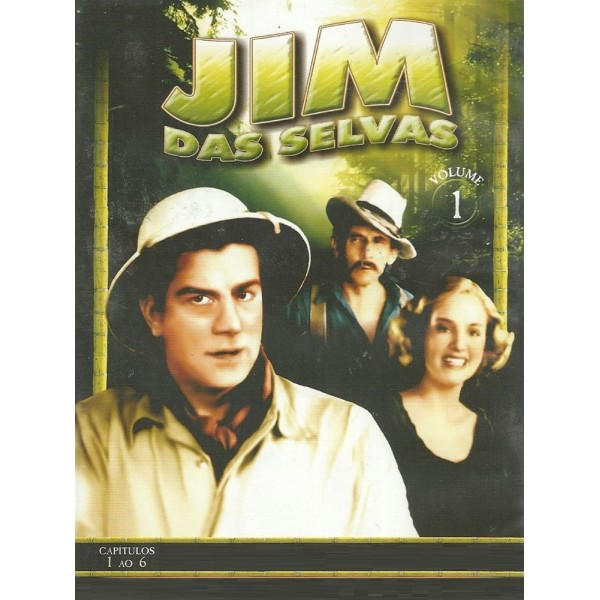Jim Das Selvas Vol. 01