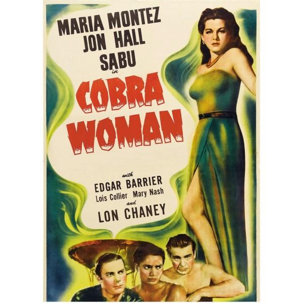 Mulher Cobra - 1944
