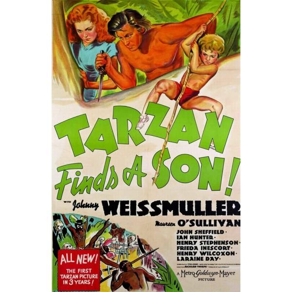 O Filho de Tarzan - 1939