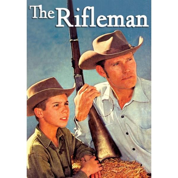 O Homem do Rifle Vol. l - 1958