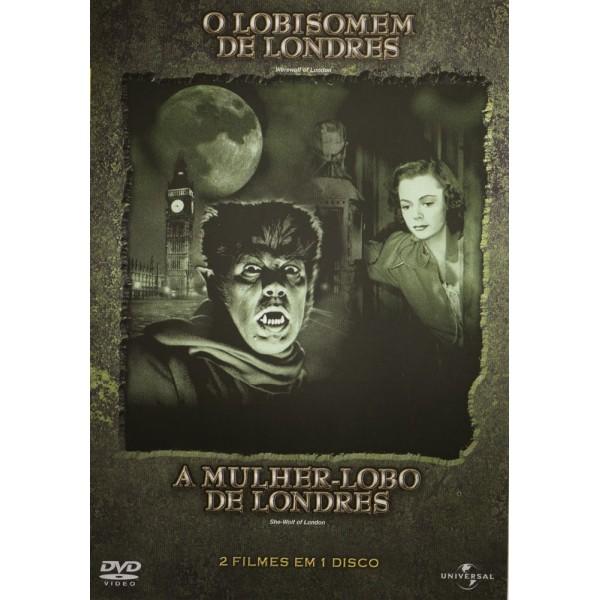 O Lobisomem de Londres - 1946 & A Mulher Lobo ...