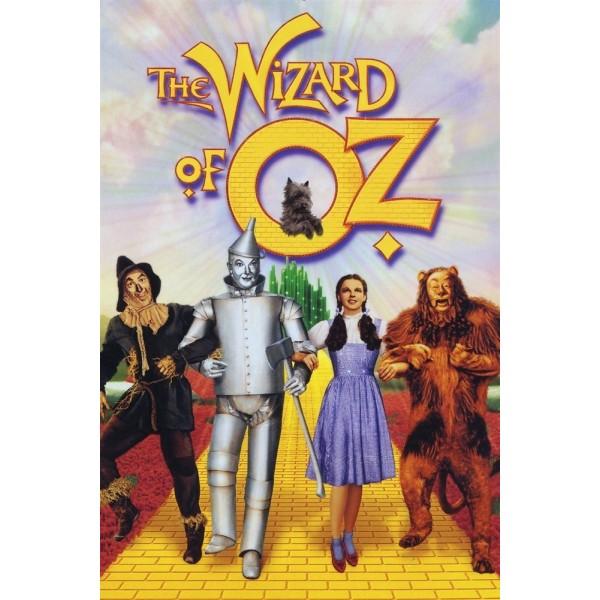 O Mágico de Oz - 1939