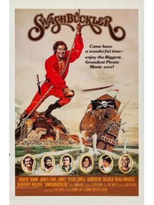 O Pirata Scarlate - 1976