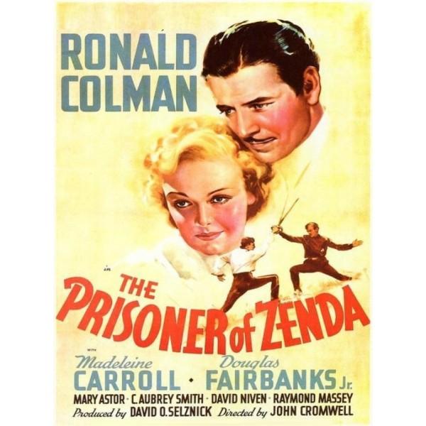 O Prisioneiro de Zenda - 1937